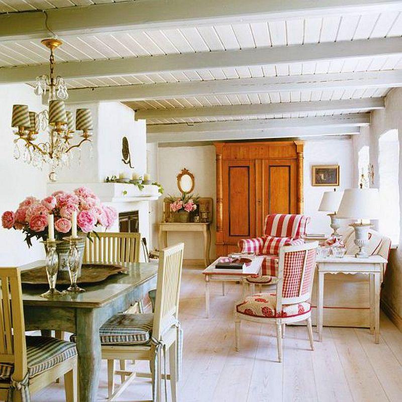 adelaparvu.com casa rustica cu acoperis din stuf, casa Germania, designer Monique Waque, Foto Andreas von Einsiedel (14)