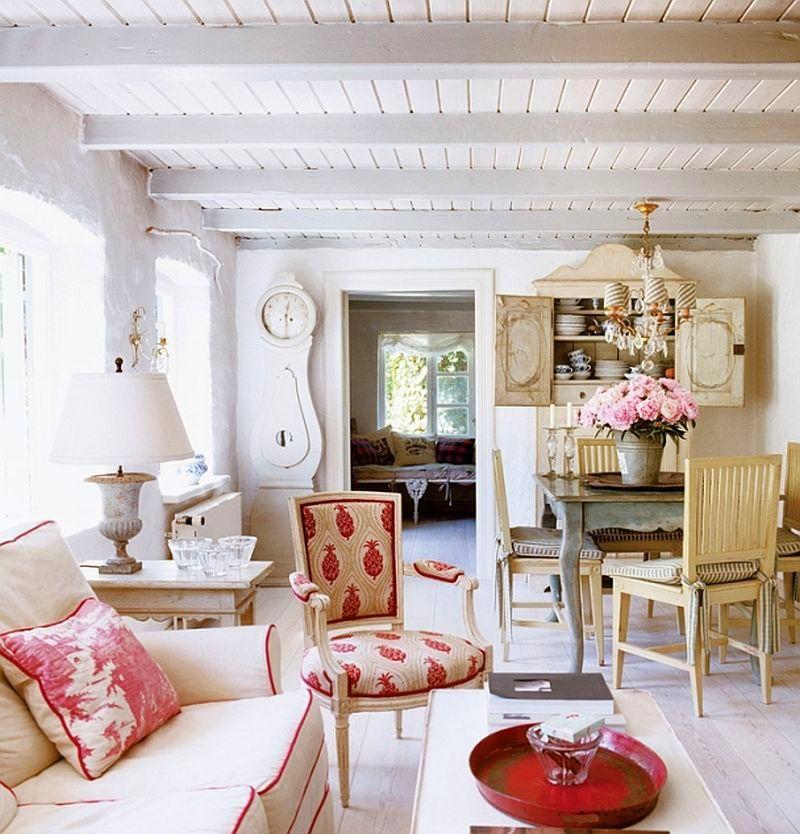 adelaparvu.com casa rustica cu acoperis din stuf, casa Germania, designer Monique Waque, Foto Andreas von Einsiedel (9)