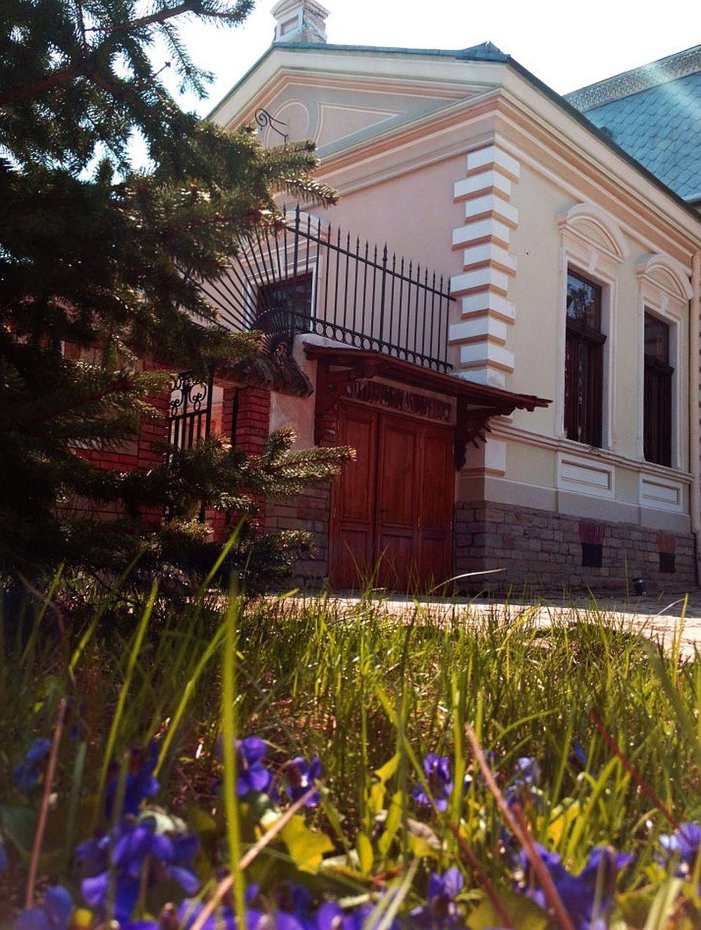 adelaparvu.com despre Conacul Polizu, Polizu Manor, Romania (12)