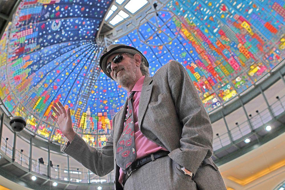 James Rizzi la Rizzi Dome Centro Oberhausen