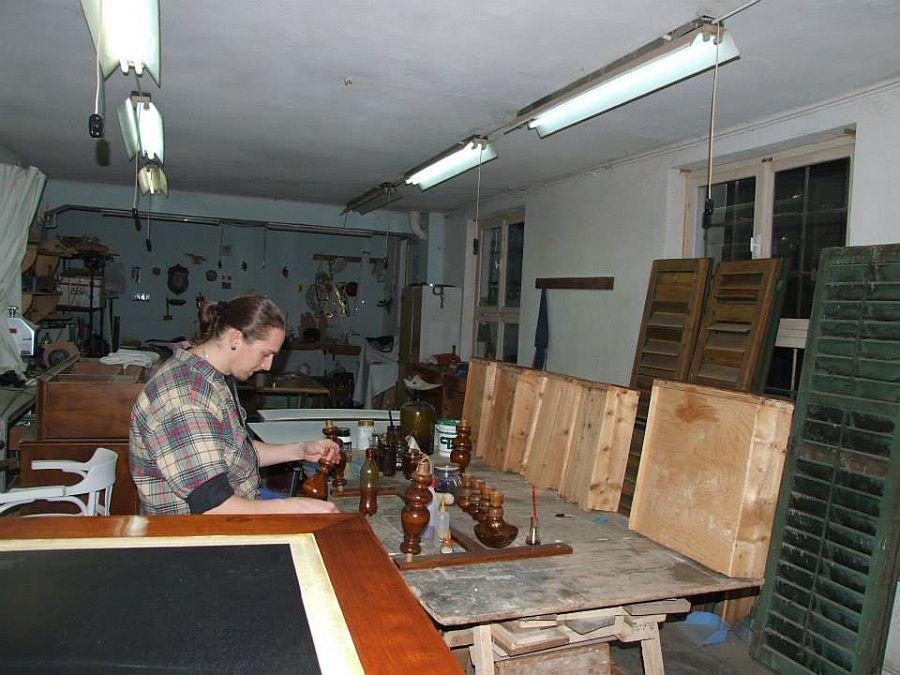 adelaparvu.com despre Mirel Matefi restaurator de arta, reconditionare obiecte vechi (11)