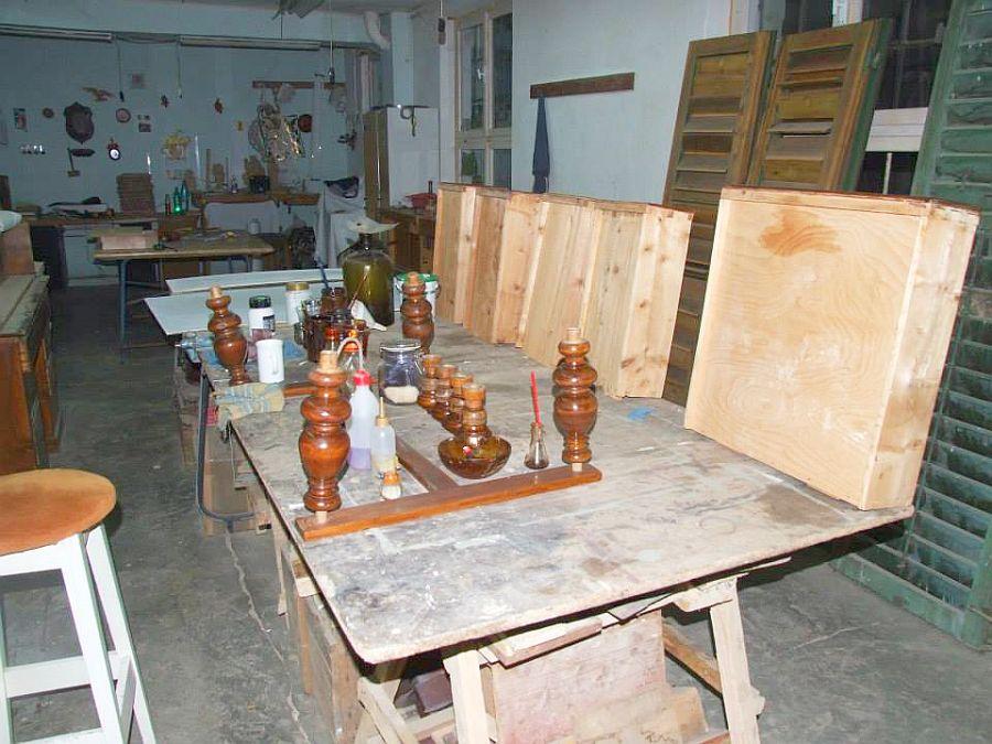 adelaparvu.com despre Mirel Matefi restaurator de arta, reconditionare obiecte vechi (9)