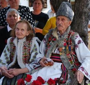 Elena Popa si Neculai Popa