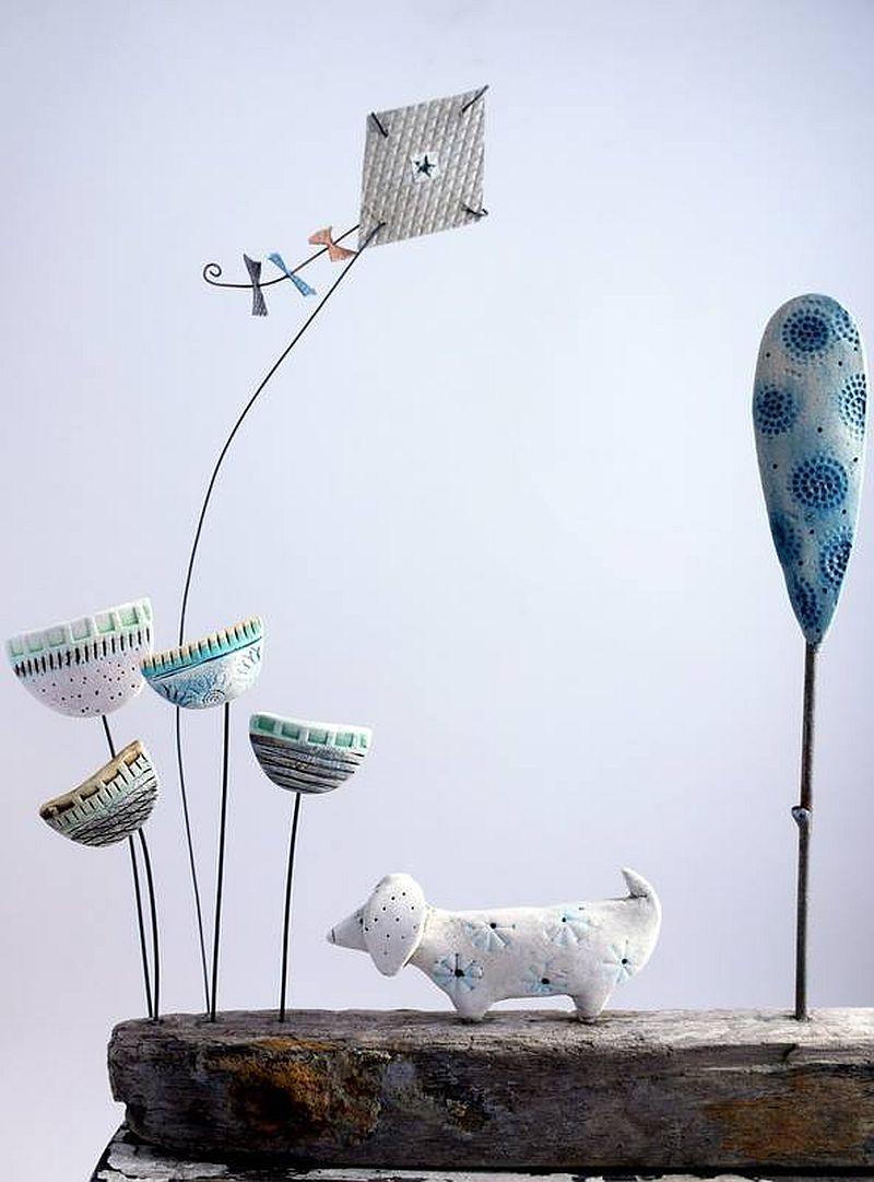 adelaparvu.com despre Shirley Vauvelle artist ceramist (10)