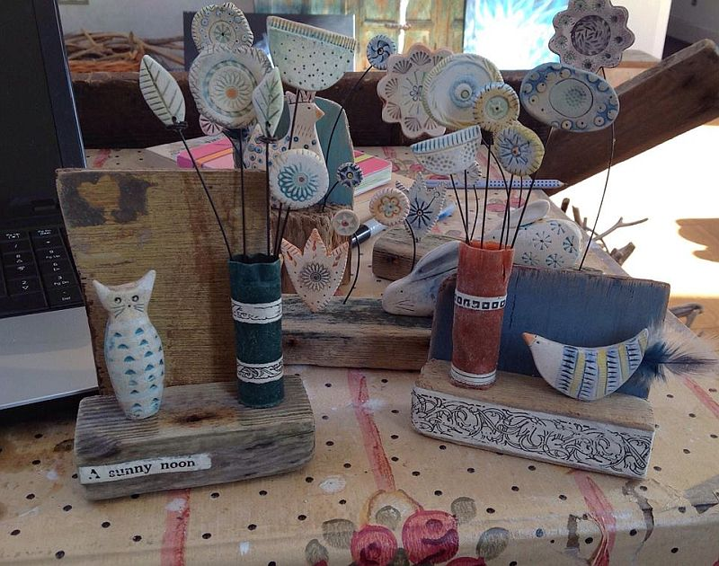 adelaparvu.com despre Shirley Vauvelle artist ceramist (13)