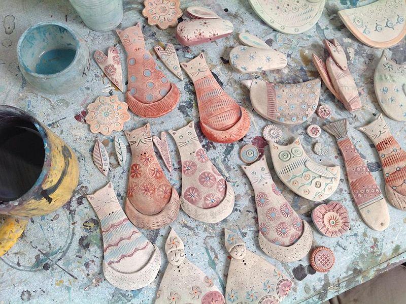 adelaparvu.com despre Shirley Vauvelle artist ceramist (15)