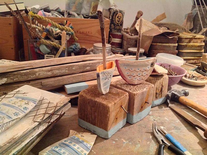 adelaparvu.com despre Shirley Vauvelle artist ceramist (16)
