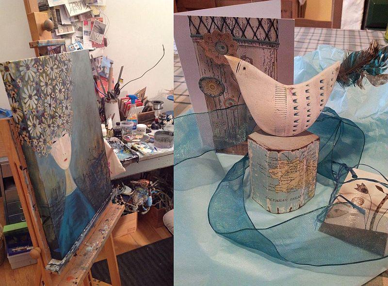 adelaparvu.com despre Shirley Vauvelle artist ceramist (41)