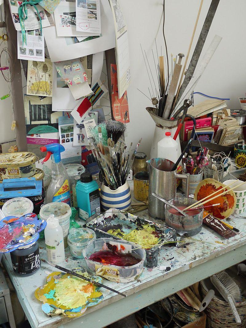 adelaparvu.com despre Shirley Vauvelle artist ceramist (47)