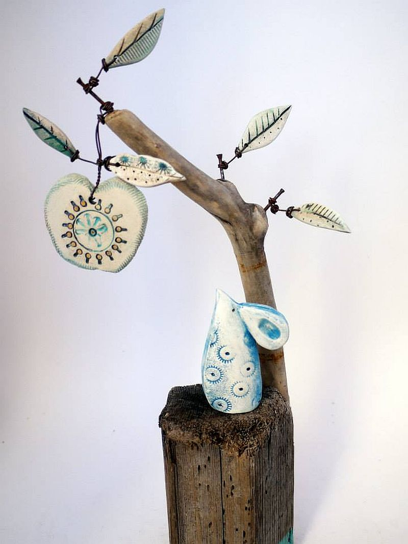 adelaparvu.com despre Shirley Vauvelle artist ceramist (6)