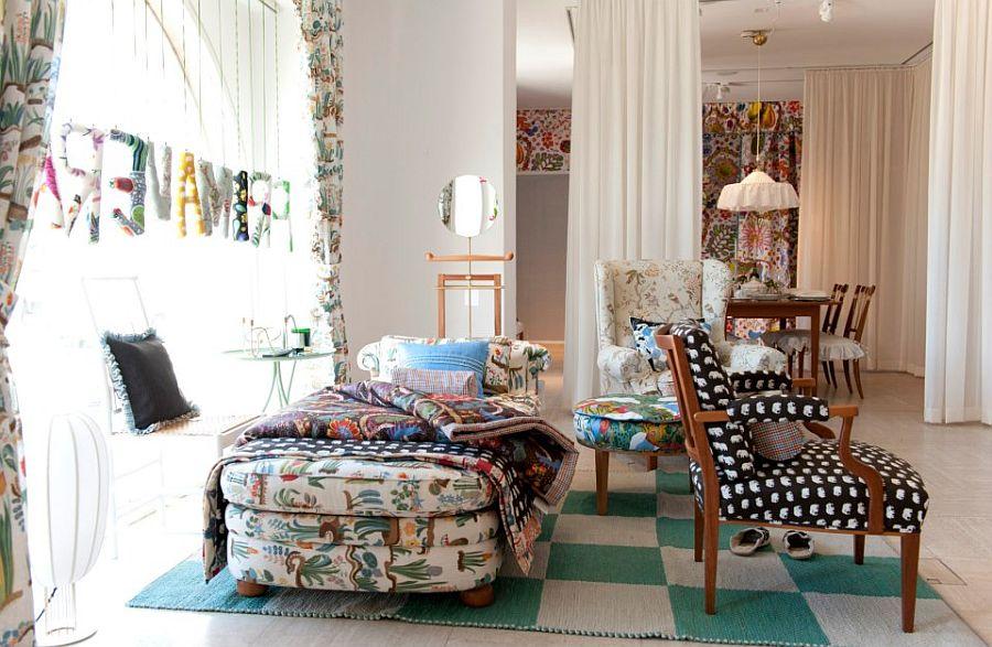 adelaparvu.com despre Svenskt Tenn si Frank Josef, tapete, textile si mobilier Svenskt Tenn (15)
