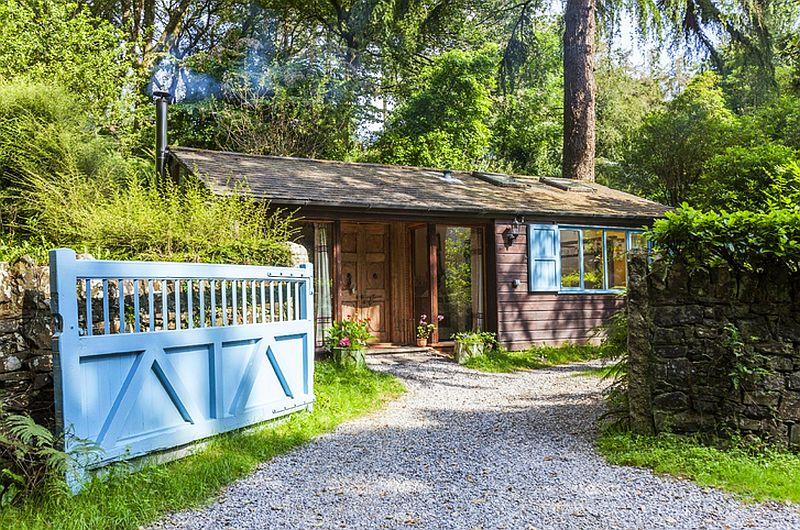 adelaparvu.com despre The Secret Holt, casa rustica, casa Marea Britanie, casa cu gradina in stil british, Foto Unique Stays Home (15)