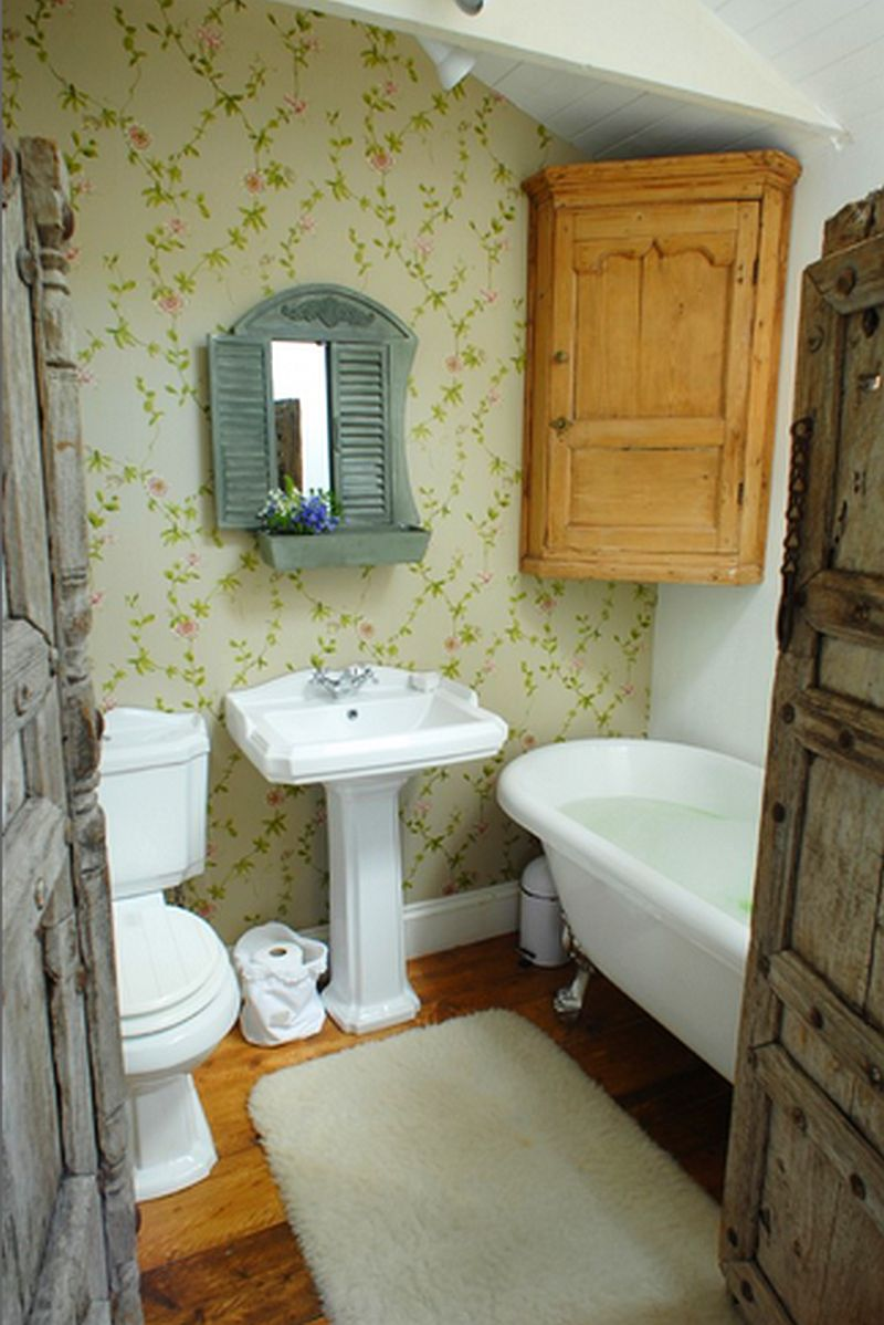 adelaparvu.com despre The Secret Holt, casa rustica, casa Marea Britanie, casa cu gradina in stil british, Foto Unique Stays Home (17)