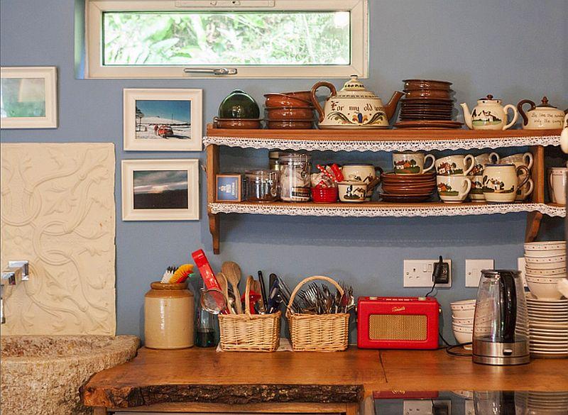 adelaparvu.com despre The Secret Holt, casa rustica, casa Marea Britanie, casa cu gradina in stil british, Foto Unique Stays Home (2)