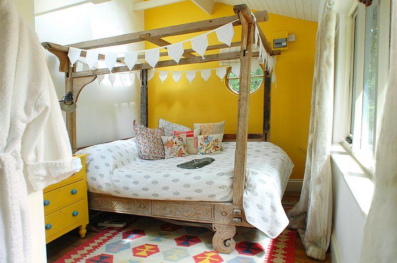 adelaparvu.com despre The Secret Holt, casa rustica, casa Marea Britanie, casa cu gradina in stil british, Foto Unique Stays Home (21)