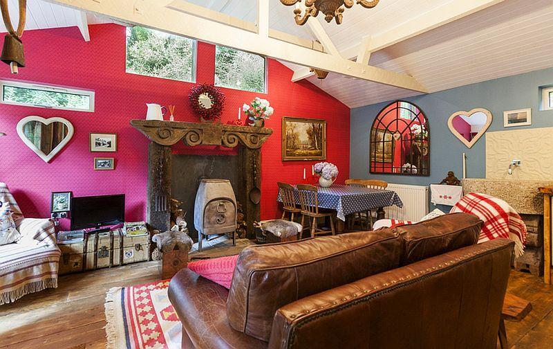 adelaparvu.com despre The Secret Holt, casa rustica, casa Marea Britanie, casa cu gradina in stil british, Foto Unique Stays Home (24)
