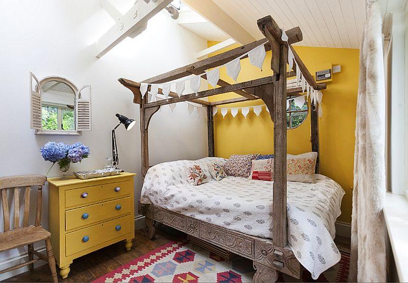 adelaparvu.com despre The Secret Holt, casa rustica, casa Marea Britanie, casa cu gradina in stil british, Foto Unique Stays Home (4)