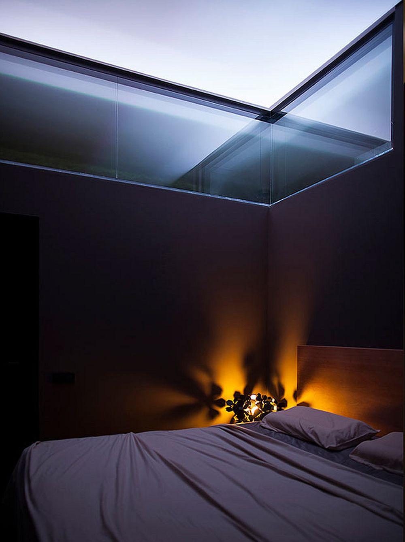 adelaparvu.com despre amenajare apartament de doua camere, mobila cu OSB, concept Constant Motion, arhitect AlexBykov (17)