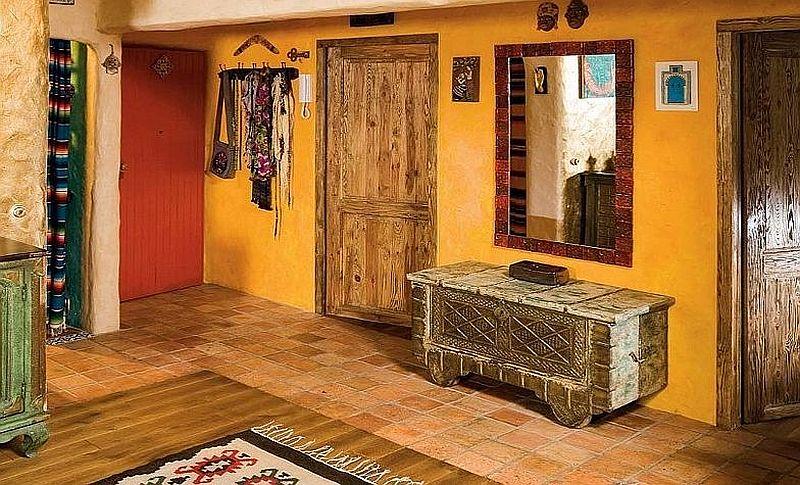 adelaparvu.com despre amenajare exotica la bloc, designeri Dorothy si Michael Lugovoi, apartament de bloc cu mobila si obiecte exotice (2)