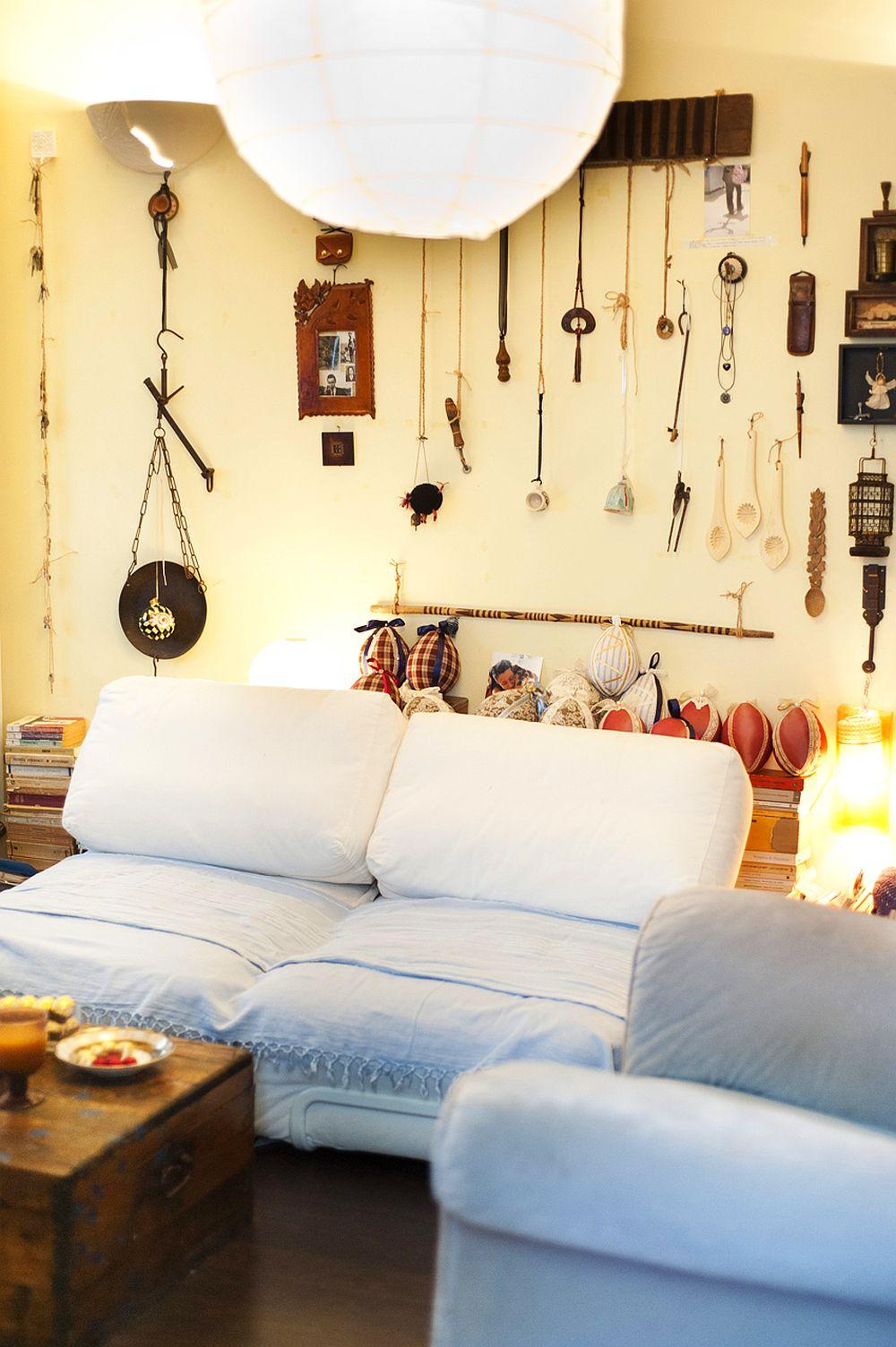 adelaparvu.com despre apartament boem de doua camere Bucuresti, designer Mihaela Poenaru, Foto Dragos Boldea (17)