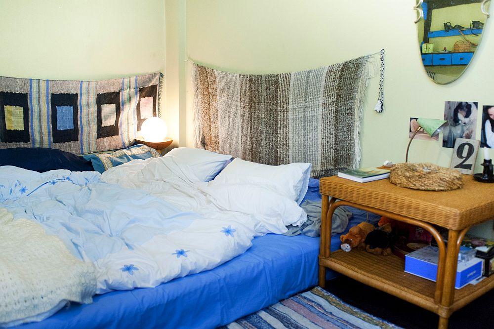 adelaparvu.com despre apartament boem de doua camere Bucuresti, designer Mihaela Poenaru, Foto Dragos Boldea (27)
