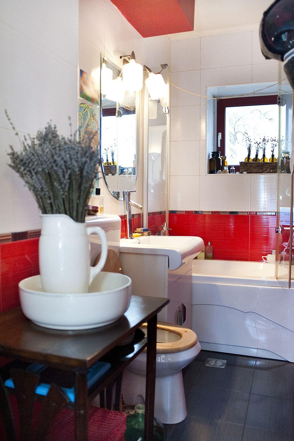 adelaparvu.com despre apartament boem de doua camere Bucuresti, designer Mihaela Poenaru, Foto Dragos Boldea (39)