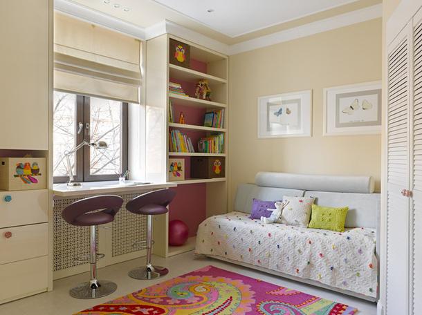 adelaparvu.com despre apartament trei camere elegant, design Marina Pennie, Foto AD (1)