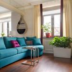 adelaparvu.com despre apartament trei camere elegant, design Marina Pennie, Foto AD (11)