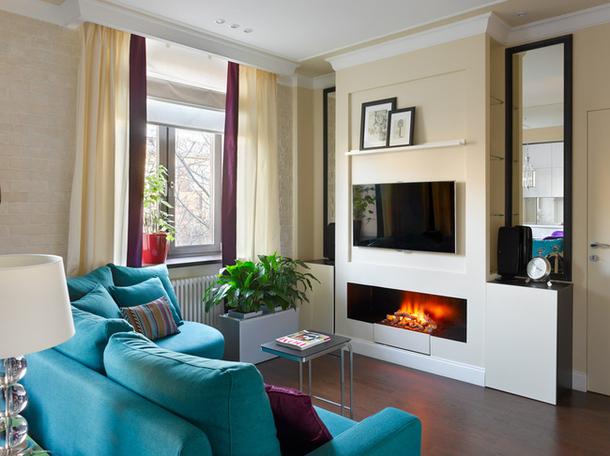 adelaparvu.com despre apartament trei camere elegant, design Marina Pennie, Foto AD (2)