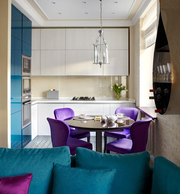 adelaparvu.com despre apartament trei camere elegant, design Marina Pennie, Foto AD (4)