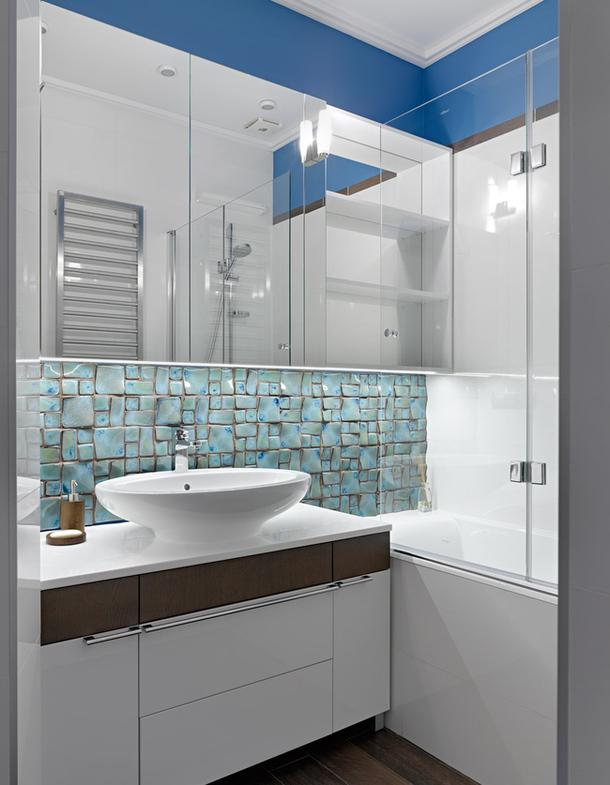 adelaparvu.com despre apartament trei camere elegant, design Marina Pennie, Foto AD (5)