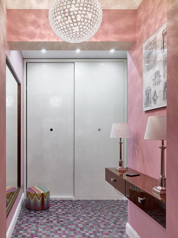 adelaparvu.com despre apartament trei camere elegant, design Marina Pennie, Foto AD (7)