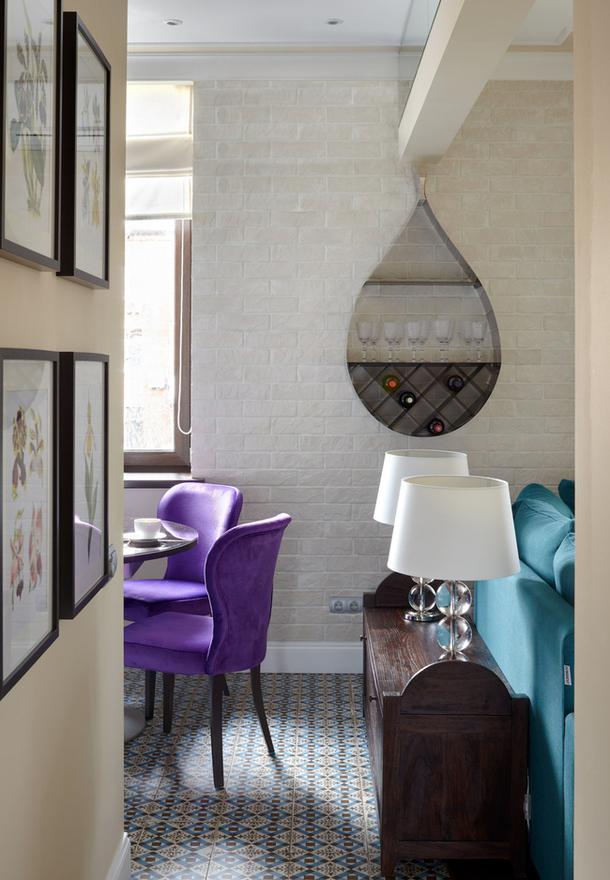 adelaparvu.com despre apartament trei camere elegant, design Marina Pennie, Foto AD (9)