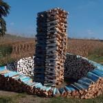 adelaparvu.com despre artistul Maxim Dumitras, sculpturi Chatar Franta (2)