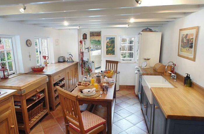 adelaparvu.com despre casa cu acoperis din stuf, casa de inchiriat Anglia, cottage, Serendipity, Unique Home Stays (10)