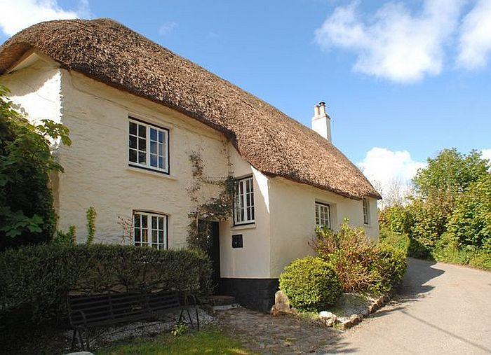 adelaparvu.com despre casa cu acoperis din stuf, casa de inchiriat Anglia, cottage, Serendipity, Unique Home Stays (2)