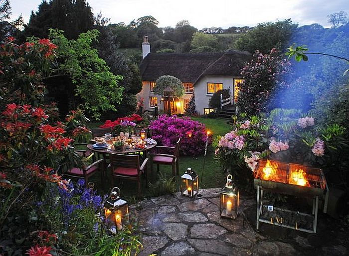 adelaparvu.com despre casa cu acoperis din stuf, casa de inchiriat Anglia, cottage, Serendipity, Unique Home Stays (21)