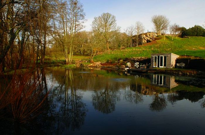 adelaparvu.com despre casa de vacanta ingenioasa, casa de vacanta Anglia, Little Loventor, Foto Unique Home Stays (5)