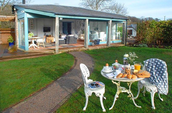 adelaparvu.com despre casa de vacanta ingenioasa, casa de vacanta Anglia, Little Loventor, Foto Unique Home Stays (8)