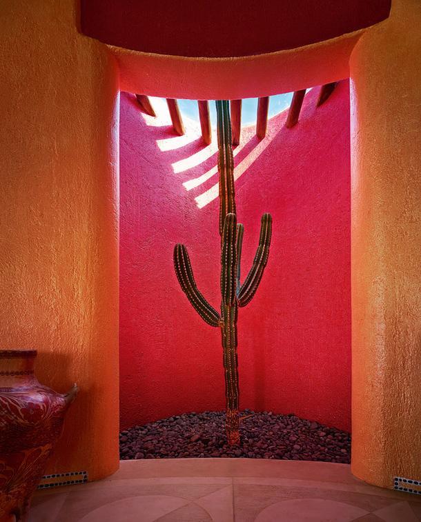 adelaparvu.com despre casa de vacanta pe malul marii cu mobilier din lut, arhitectura mexicana, arh Manuel Mestre Noriega (7)