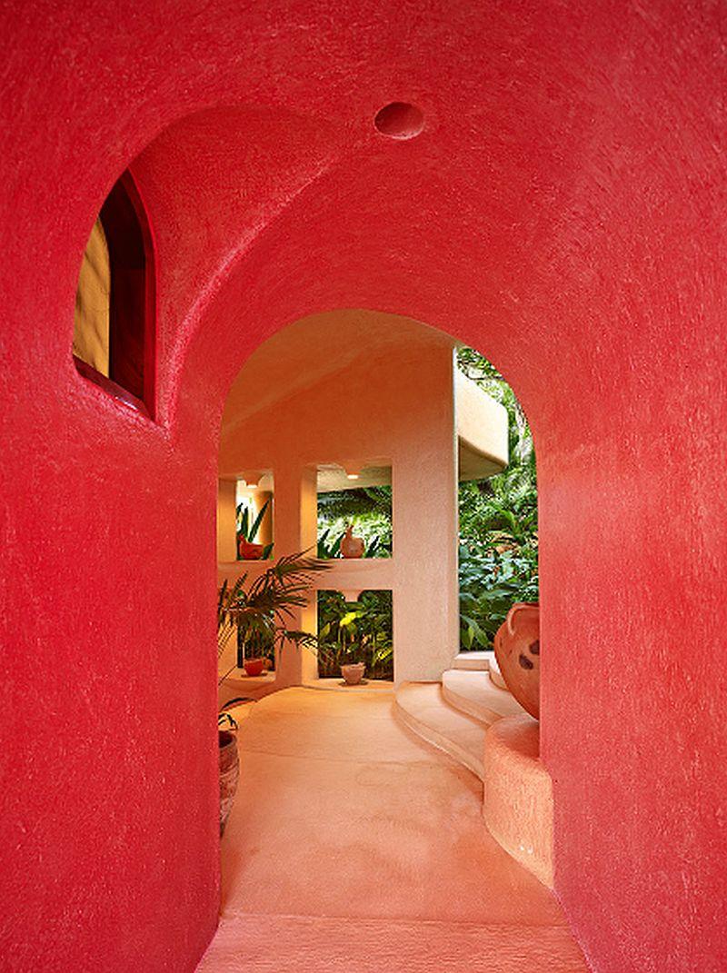 adelaparvu.com despre casa de vacanta pe malul marii cu mobilier din lut, arhitectura mexicana, arh Manuel Mestre Noriega, Foto James Silverman  (12)