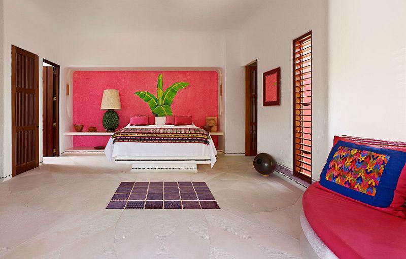 adelaparvu.com despre casa de vacanta pe malul marii cu mobilier din lut, arhitectura mexicana, arh Manuel Mestre Noriega, Foto James Silverman  (14)
