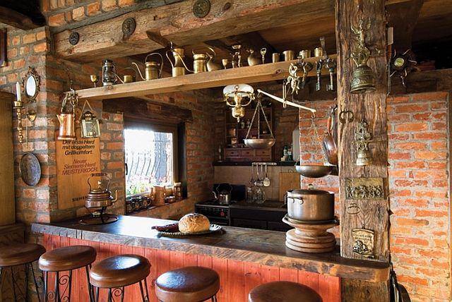 adelaparvu.com despre casa din caramida pe malul apei, casa Polonia, Foto Sara Niedzwiecka  (7)