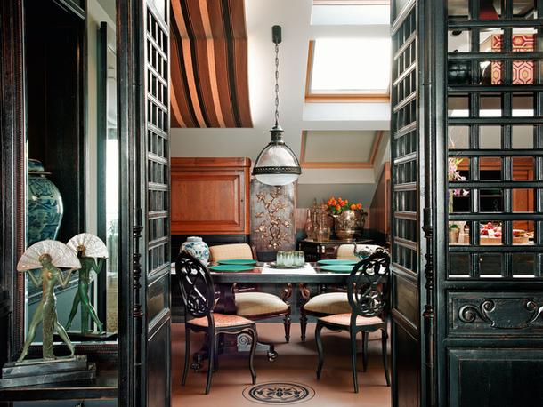 adelaparvu.com despre casa la Istanbul, casa cu decor clasic, eclectic, designer Hakan Ezer, Foto AD (3)