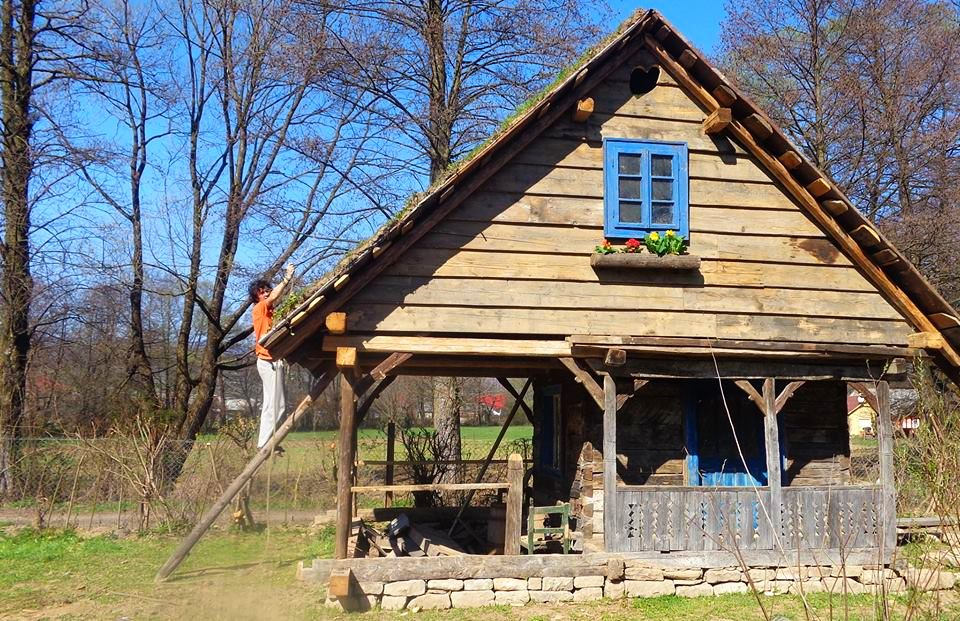 adelaparvu.com despre casa maramureseana din lemn vechi recuperat, zona Sighet, casa Romania, mester Danut Hotea (2)