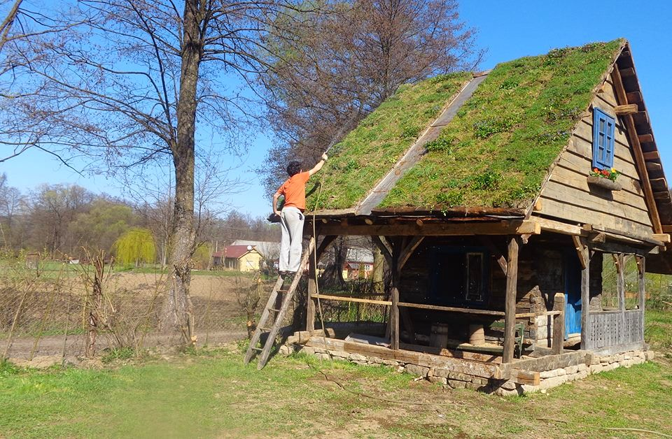adelaparvu.com despre casa maramureseana din lemn vechi recuperat, zona Sighet, casa Romania, mester Danut Hotea (3)