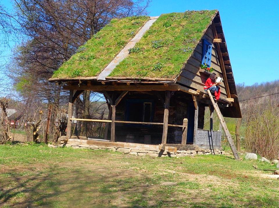 adelaparvu.com despre casa maramureseana din lemn vechi recuperat, zona Sighet, casa Romania, mester Danut Hotea (6)