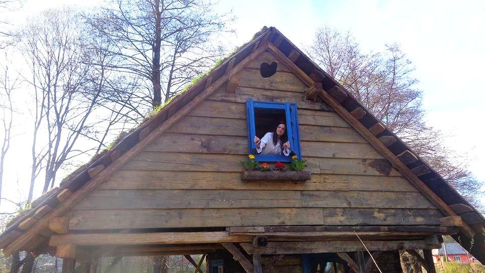 adelaparvu.com despre casa maramureseana din lemn vechi recuperat, zona Sighet, casa Romania, mester Danut Hotea (7)