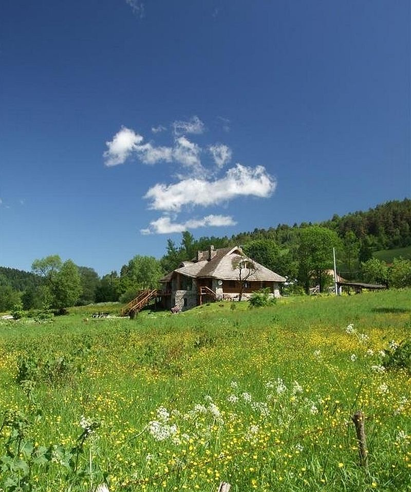 adelaparvu.com despre casa pensiune la munte, casa Polonia, pensiune Gesi Zakret(34)