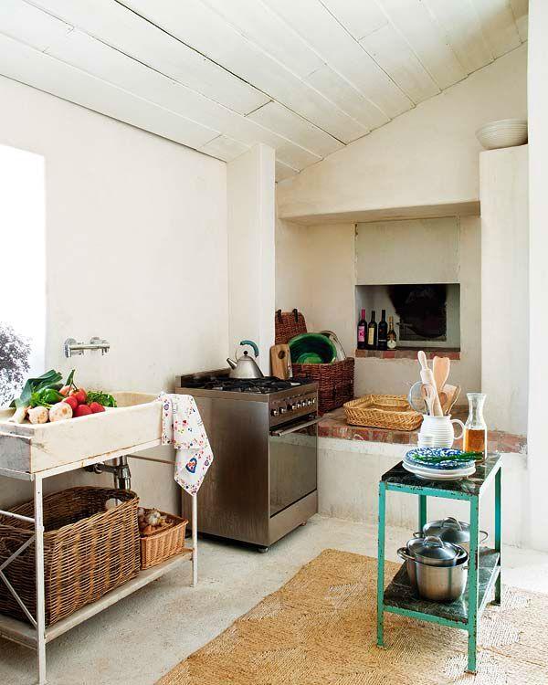 adelaparvu.com despre casa rustica, casa de vacanta, casa Portugalia, designer Monica Penaguiao  (11)
